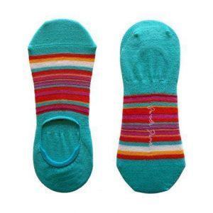 socks narrow pink striped no show bamboo socks 1 9fde39b3 d82b 43ae b041 b5305c670a5c 600x