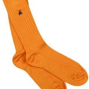 socks tangerine orange bamboo socks 1 600x