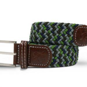 belt woven belt green blue zigzag 1 800x